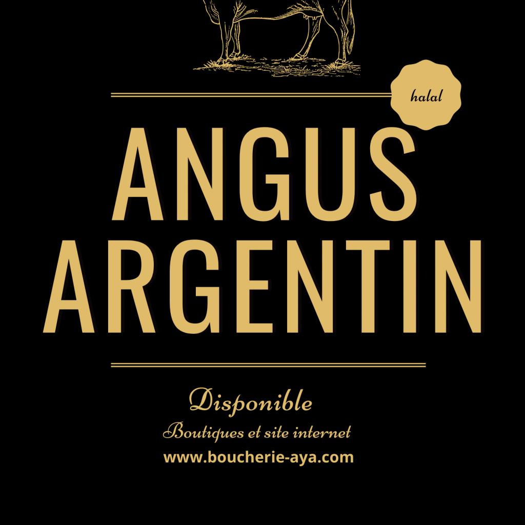 Filet de Boeuf Angus d'Argentine  (200g)