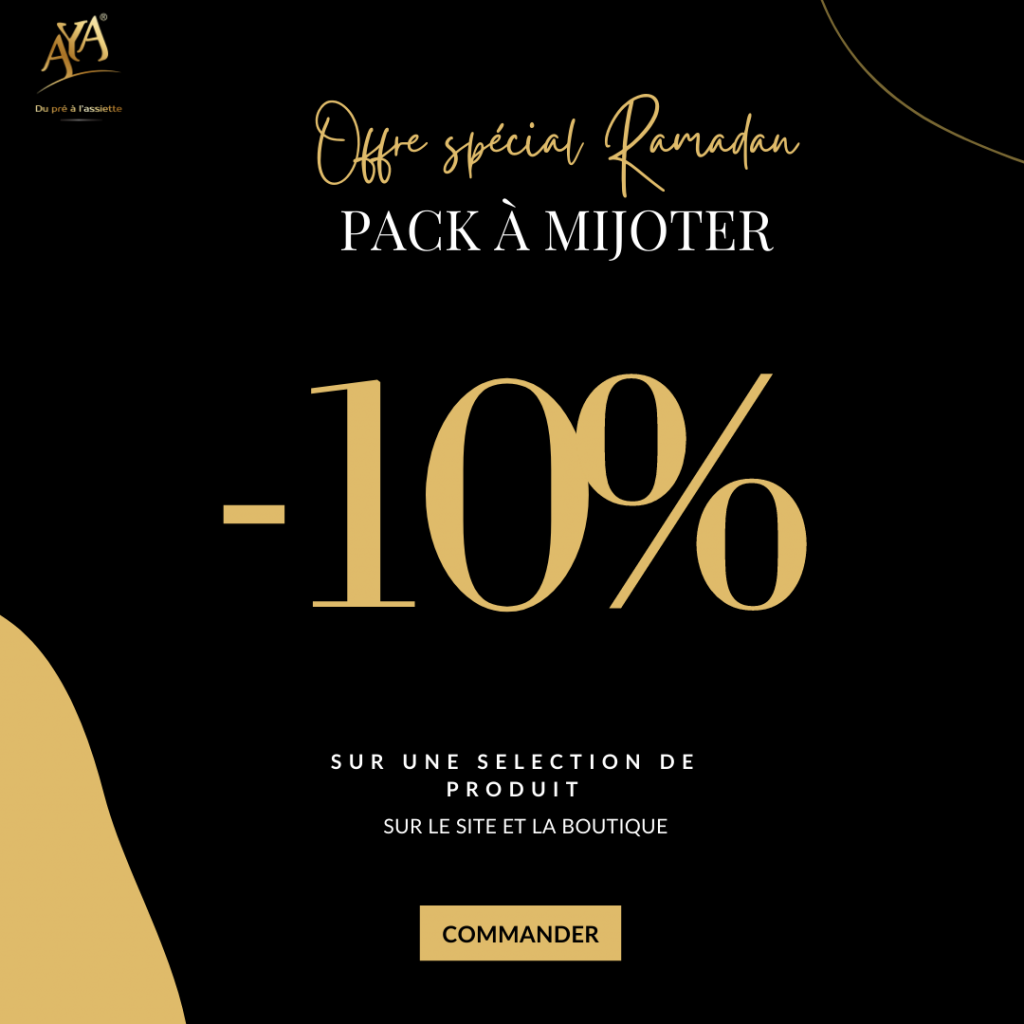 Pack à mijoter spécial Ramadan